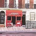 221 B Baker Street by Francois Lamothe
