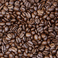 Coffee Beans by Les Cunliffe