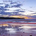 Daybreak Seascape by Merrillie Redden