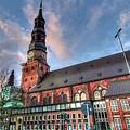 Hamburg Germany by Paul James Bannerman