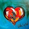 Heart by Mark Kazav
