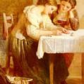 Lejeune Henry Love Letter Henry Lejeune by Eloisa Mannion