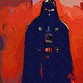 Star Wars At Art by Larry Jones