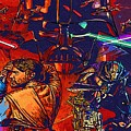Star Wars Galactic Heroes Poster by Larry Jones