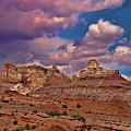 San Rafael Swell by Mark Smith
