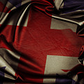 British Flag 5 by Les Cunliffe