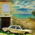 24 Hr Parking By The Beach by Clive Littin