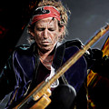 Keith Richards Collection by Marvin Blaine