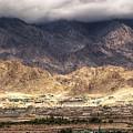 Landscape Of Ladakh Jammu And Kashmir India by Rudra Narayan  Mitra