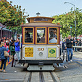 2416- Cable Car by David Lange