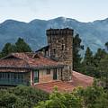 Bogota Cerro De Monserrate by Carol Ailles