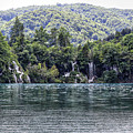 Plitvice Lakes National Park Croatia by Paul James Bannerman