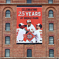 25 Years At Oriole Park Camden Yards by James Brunker