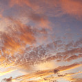 Summer Sky by Les Cunliffe