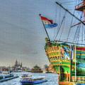 264 Amsterdam by Mark Brooks