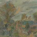 Landscape by Robert Nizamov