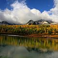 Mountain Lake by Mark Smith