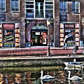 270 Amsterdam by Mark Brooks