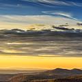 Allegheny Mountain Sunrise by Thomas R Fletcher