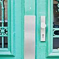 Blue Door by Tom Gowanlock