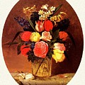 bs-flo- James Henry Wright- Flower Still Life James Henry Wright by Eloisa Mannion