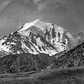 2d07508-bw High Peak In Lost River Range by Ed Cooper Photography