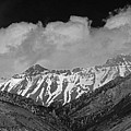 2d07509-bw High Peaks In Lost River Range by Ed Cooper Photography