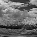 2d07517-bw Storm Over Lost River Range by Ed Cooper Photography