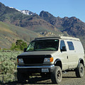2da5944-dc Our Sportsmobile At Steens Mountain by Ed Cooper Photography