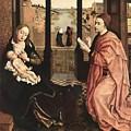 2luke Rogier Van Der Weyden by Eloisa Mannion