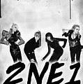 2ne1 Korean Pop Power by Kenal Louis