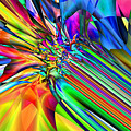 2x1 Abstract 308 by Rolf Bertram