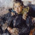 1910 Nikolay Feshin by Eloisa Mannion