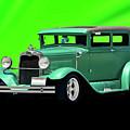 1930 Ford Tudor Sedan by Dave Koontz