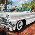 1959 Lincoln Continental Town Car Mk Iv Painted  by Rich Franco