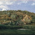 A French Homestead by Julian Alden