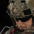 A U.s. Air Force Combat Controller by Stocktrek Images