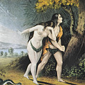 Adam And Eve by Granger