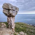 Adhelm's Head - England by Joana Kruse