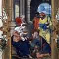 Adoration Of Magi by Granger