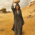 An Arab Girl by David Bates