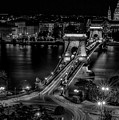 An Evening In Budapest by Pixabay