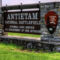 Antietam Battlefield National Park  by Paul James Bannerman