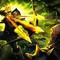 Archer by Nur Cahyono