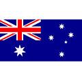 Australia Flag by Frederick Holiday