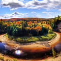 Autumn In Arrowhead Provincial Park by Oleksiy Maksymenko