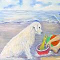 Beach Boy by Loretta Luglio