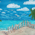 Beach by Sherri Gill