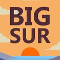 Big Sur by American Roadside