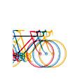 Bike Art by Lupita Mastara